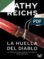 Reichs, Kathy - [Temperance Brennan 02] La Huella Del Diablo (r1.0)