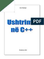 Gjuhe Programuese - C++ - 2012