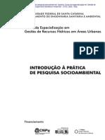 Introdução a Prá‡tica de Pesquisa Socioambiental-ZuleicaPatricio