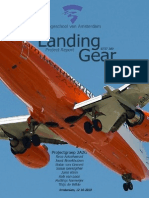 landing gear project report | Landing Gear | Brake