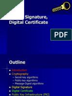 digital certificate and signature.ppt