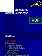 digital certificate and signature.ppt