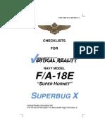 Lista de Chequeo VRS TacPack v1.1
