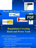 Hand Tools Safety