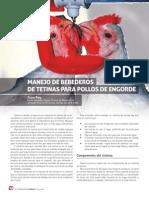 006 013 Manejo Bebederos Tetinas Pollos Engorde SA201407 SA201407