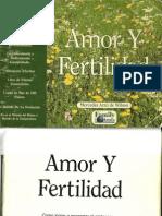 AMOR y FERTILIDAD (AMOR E FERTILIDADE EM ESPANHOL) Mercedes Arzú de Wilson.pdf