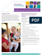 nqs plp e-newsletter no35 collaborative partnerships with families