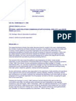 De Ysasi v. NLRC (Illegal Dismissal)