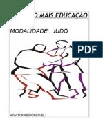 Projeto Mais Educação Judo