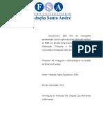 Tcc - As Vantagens e Desvantagens Na Gestão - Versao 1.3 - Questionário Para Monografia