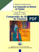 Gasteasoro Carlos M - Introduccion Al Compendio de Historia de Panama