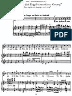 IMSLP20446-PMLP47568-Mahler - Des Knaben Wunderhorn - Es Sungen Drei Engel Einen s Ssen Gesang