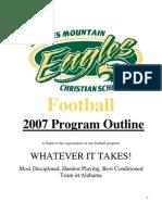 2007 SMCS Program Outline