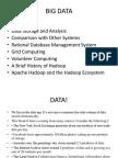 Basics Hadoop