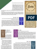 Las 5 solas de la Reforma