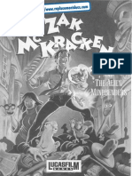 Zak McKracken and the Alien Mindbenders - Manual
