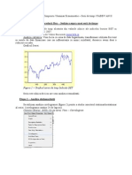 Aplicatie Box Jenkins Econometrie