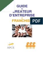 Guide Du Créateur d'Entreprise en Franchise