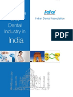 Indian dental Industry overview