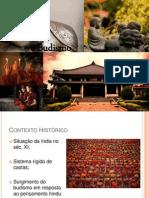 Apresentação budismo