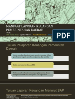 Manfaat Laporan Keuangan Pemerintahan Daerah