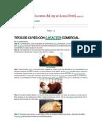 La Demanda de La Carne Del Cuy en Lima