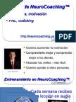 Curso de PNL, coaching y NeuroCoaching