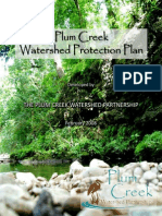 Plum Creek Watershed Protection Plan 2008