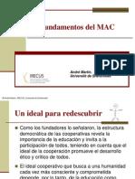 André Martin - MAC Corrigé Et Renouvelé