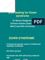 DNA Testing for Down Syndrome