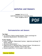 instrumen and sensor