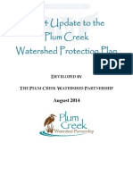 Plum Creek Watershed Protection Plan 2014 Update