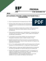 Afip Suspende a Procter & Gamble Por Fraude Fiscal y Fuga de Divisas