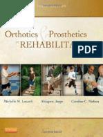 Orthotics & Prosthetics in Rehabilitation