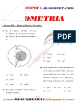 Geometria 4 Areas de Regiones Circulares Pre San Marcos-www.gratis2.Com