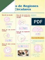 Guía 7-Áreas de Regiones Circulares