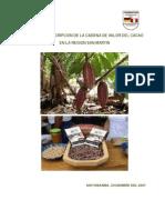 Cadena de Valor Cacao