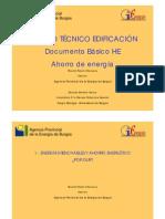 Presentacion Codigo Tecnico AGENBUR