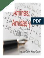 11. Aminas, Amidas y Nitrilos [Modo de Compatibilidad]