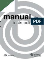 Balay - Manual de Instrucciones