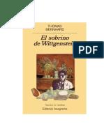 El sobrino  de Wittgenstein_Thomas Bernhard.pdf