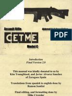 Cetme Model C