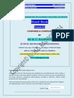 HCR's Hand Book