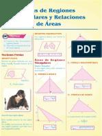 Guía 5-Áreas de Regiones Triangulares y Relaciones