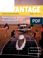 ANSYS Advantage Academic AA V8 I1