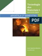 APOSTILA 2º BIMESTRE DE TECMAT