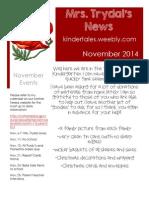 november news