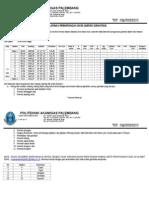 Soal Latihan Survey Gravitasi