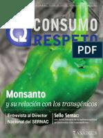 Revista Consumo Respeto, 4ta Edisión