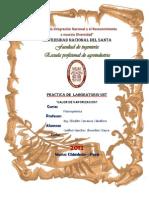 Caratula de FISICOQUIMIA N°4